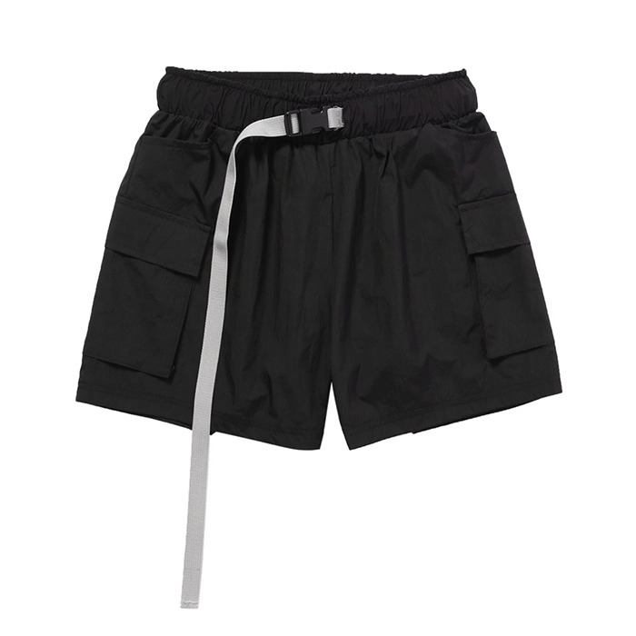 LamodeChiefLAMODE LONG BAND SHORT (BLACK)